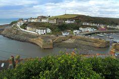 Porthleven, Cornwall, England