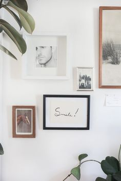 Gallery wall | Interiors | The Lifestyle Edit
