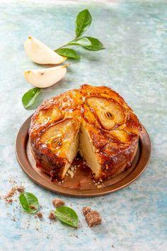 TARTA DE PERAS French Toast, Breakfast, Food, Pear Cobbler, Pies, Morning Coffee, Essen, Meals, Eten