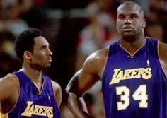 d3e2ac83447e Shaquille O Neal brought Kobe Bryant on his new podcast to talk up the ways  they went wrong.