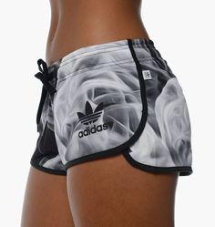caliroots.com W Smoke Shorts adidas Originals S23563 adidas x Rita Ora! 158261