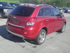 3 Day Money Back Guarantee on all Certified Pre-Owned vehicles at Phillips Chevrolet. Chevrolet Captiva Sport, Antara, Car Ins, Chicago, Crystal, Red, Crystals