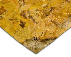 Abstract Art blanket throw, plush fleece throw 50x60, 60x80, coral fleece blanket in orange and crea