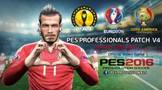Get The Latest PES PROFESSIONALS PATCH For Your PES 2016 Windows   Hey Guys ..will be sharing the latest PES Professionals Patch with you. for those of us that know what this ..  i wont be saying much. as for the Noobs seeing its features alone tells you what this file does to your pes 2016 game on your windows based Operating system. No Harm in trying/giving it a short.  so with that being said.. here are the features.  Patch Features.Whats New ?  Compatible With Data Pack 4 And Version…