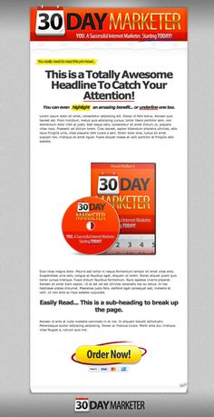 QuickSiteStudio.com Portfolio - 30 Day Marketer