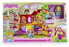 Famosa - Pin y Pon, casa cuentos, con muñecos, 46 x 29 cm (700012406): Amazon.es: Juguetes y juegos
