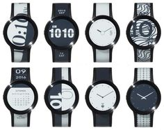 FES Watch U : la montre e-ink de Sony complètement personnalisable | WatchGeneration
