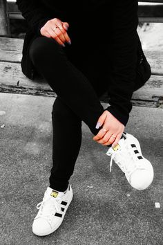 2b6670d2feada 47 Best KICKZ images   Adidas superstar, Adidas sneakers, Daily style