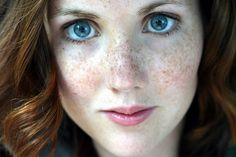 Want to enhance your freckles, but don't know how?
