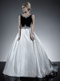 We've picked out our favourite gothic wedding dresses, whether you're looking for a black bridal gown or a dramatic red or purple hued wedding dress White Wedding Gowns, Stunning Wedding Dresses, Wedding Dresses For Sale, Designer Wedding Dresses, White Weddings, Dress Wedding, Gothic Gowns, Dress Hire, Gothic Wedding