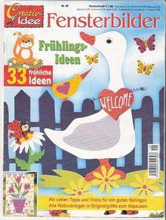 Tavaszi díszítés - Zsuzsi tanitoneni - Picasa Webalbumok Infant Activities, Craft Activities, Easter Crafts, Crafts For Kids, Magazine Crafts, Magazines For Kids, Toddler Art, Book Folding, Decorative Tile