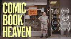 Comic Book Heaven is a short documentary that tells the story of Joe Leisner, owner of the comic book store Comic Book Heaven located in Sunnyside, Queens NY.    NEW!…