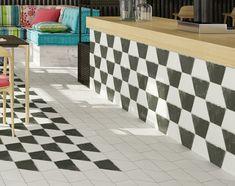 Lk Real Trapez – Transylvanian Alchemist Floor Tile Grout, Porcelain Tile, Wall Tiles, Interior And Exterior, Colours, Flooring, Alchemist, Vintage, Design