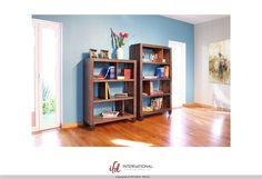 Urban Multicolor Collection Bookcase 965