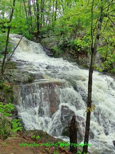 Jewel Falls, Portland Maine