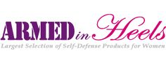 Armed in Heels - Womens Self Defense website. Looks like cool stuff. Def going to check this out.