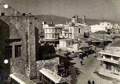 Πλατεία Κορνάρου 1959
