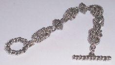 Chain Maille Oxidized Killer Byzantine by SomethingSilverCM, $195.00
