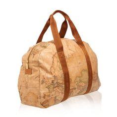 Medium Geo Soft Travel Bag