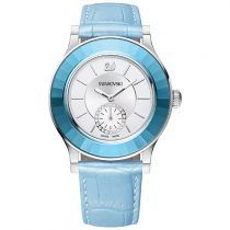 4718baec3ff9 Swarovski Octea Classica Light Blue Watch