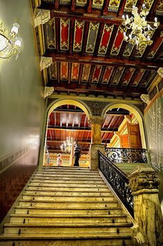 Cantacuzino Castle -IV-     by   http://PhotoLeoGrapher.blogspot.com