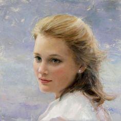 Bart Lindstrom's portraits