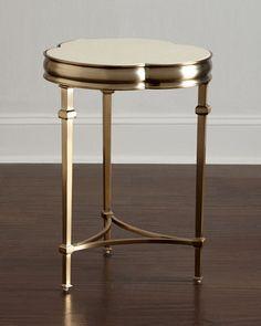Silas Trefoil Side Table