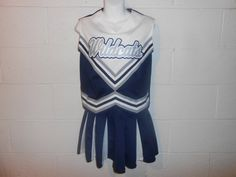 Shop for clothing on Etsy, the place to express your creativity through the buying and selling of handmade and vintage goods. Vintage Clothing, Vintage Outfits, Villanova Wildcats, Cheerleading Uniforms, My Etsy Shop, Trending Outfits, Skirts, Check, Mens Tops
