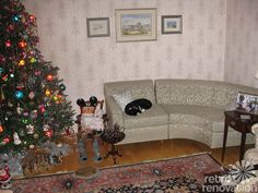 Couches for 1940s, 1950s or 1960s living rooms - Upload photos of your sofa! - Retro Renovation
