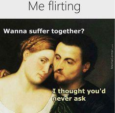 flirting memes to men memes women