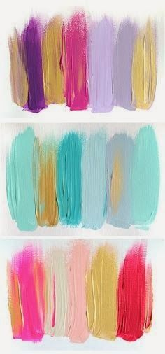 Colour collision! Which is your favourite? #colour