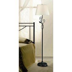 Cirrus Bronze Floor Lamp