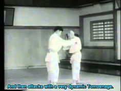 Amazing OLD JUDO Throw Defense Mifune accepts challenges from high level students! - YouTube
