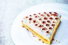 Gluten-Free Lemon Meringue Pie By All my Chefs Caramel Mou, Gluten Free Pie Crust, I Chef, Tart Shells, Lemon Meringue Pie, Pecan, New Recipes, Bread, Baking