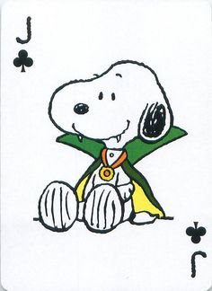 https://flic.kr/p/dd2yEV | Peanuts Great Pumpkin Playing Cards | From the Peanuts Great Pumpkin card deck set.