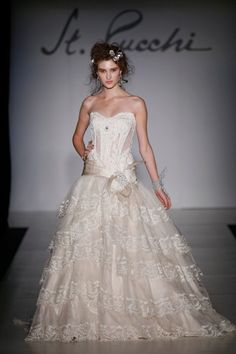Avine Perucci Bridal Gowns | Wedding Dresses by St. Pucchi | New York