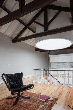 D. João IV House. Oporto, Portugal. Architecture - PFArchitectureStudio. Photo - João Morgado.