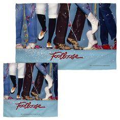 Footloose/Loose Feet Face/Hand Towel Combo