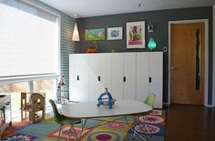 Really like the cupboards:s Stuva, Ikea