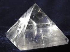 Piramidka/odpromiennik (kryształ górski) - HARMONICA Izabela Paletko Kraków