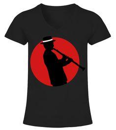 clarinet_player_122013_b_3c Kids Shirts Clarinet T-shirt
