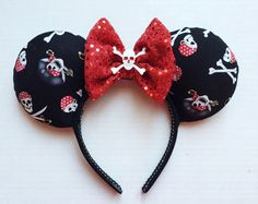 Hey, I found this really awesome Etsy listing at https://www.etsy.com/listing/239073510/pirates-of-the-caribbean-mouse-ears