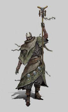 Mágico antigo,mestre dos rituais! Cada Padre Tangra dá 0.1% na Habilidade Cura. O Bónus é adicionado no início de cada ronda, dependendo dos Padres que sobreviveram na ronda anterior. Pode ser muito efeitivo nos ataques curando os feridos!