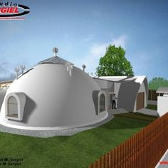 Dom Kopuła - Dom Własny Architekta Cob House Plans, Country House Plans, Mother Earth, Homesteading, Outdoor Gear, Tent, Room Decor, Clc, How To Plan