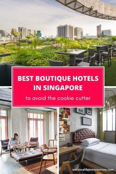 Since the first luxury boutique hotel in Singapore, the city-state has bloomed with many other options. Here are my picks of the best luxury boutique hotels in Singapore from digital nomad friendly options to out of this world luxury choices. | #singaporetravel #singaporehotel #boutiquehotel #houtiquehotelsinsingapore