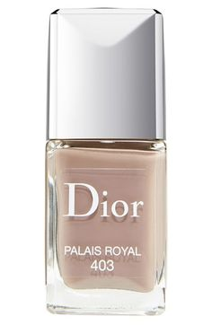 Dior 'Vernis' Gel Shine & Long Wear Nail Lacquer   Nordstrom