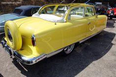 1953 Nash Rambler   SWEET!
