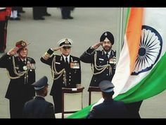 Join Indian Army    An Inspirational Video 2017 The INDIAN ARMY is the land based branch and the largest component of the INDIAN ARMED FORCES.The Primary Mission of INDIAN ARMY is to ensure national security and nationhood unity.The INDIAN ARMY has regimental system, but is operationally and geographically divided into seven commands.The Indian Military Services have established numerous and distinguished academies and staff colleges across India for purpose of training professional…
