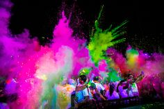 Blacklight Run is the largest Blacklight glow powder run in the world. Come out a get Glowed and have the time of your life.