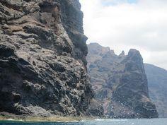 Los Gigantes, Tenerife.